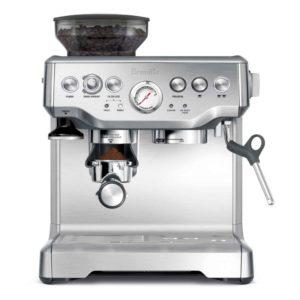 Breville Barista Express Espresso Machine BES870XL The Best Espresso Machine for Life
