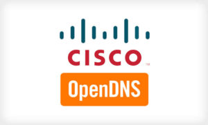 CISCO DNS servers are an industry standard
